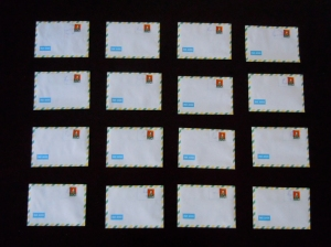 cards layout