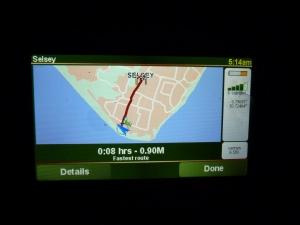 GPS South coast UK